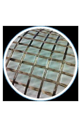 Fabrics and meshs - Tcs basalt r240-10 - TCS Calce